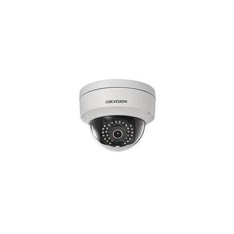 Hikvision - DS-2CD2112F-I(W)(S) - Câmera IP Dome 1.3MP IR 30 Mts POE IP 66 IK10