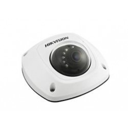 Hikvision - DS-2CD2532F-I(W)(S) - Câmera IP 3MP Mini Dome DWDR IP66 IR 10 MTS