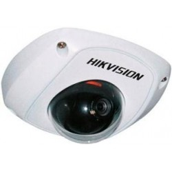 Hikvision - DS-2CD2510F - Câmera IP Mini Dome 1.3MP IP67 DWDR