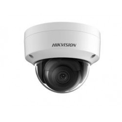 Hikvision - DS-2CD2155FWD-I(S) - Câmera IP 5MP Dome WDR IP67 IK10 IR 30m