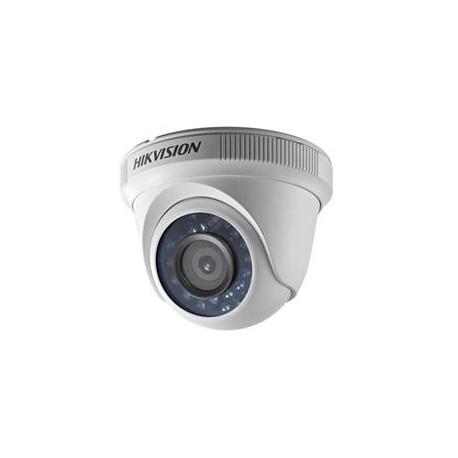 Hikvision - DS-2CE56C2T-IRP - Câmera Dome Turbo HD 3.0 TVI HD 720P 1MP IR 20m