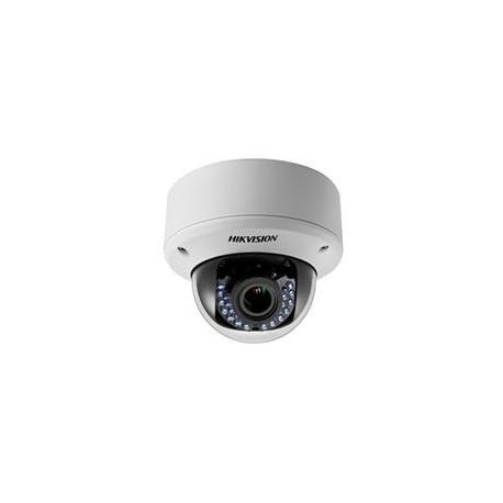 Hikvision - DS-2CE56C5T-(A)VPIR3 - Câmera Dome Turbo HD 3.0 TVI HD720P 1MP IP66 Anti Vandalismo