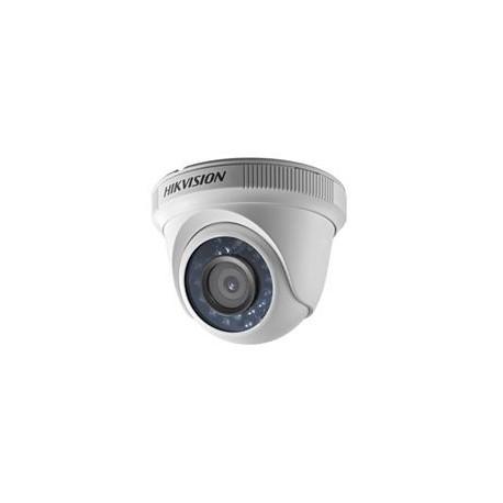 Hikvision - DS-2CE56C0T-IR - Câmera Dome Turbo HD 3.0 TVI IR 20m