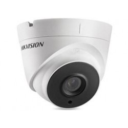 Hikvision - DS-2CE56C0T-IT1/IT3 - Câmera Dome EXIR Turret Turbo HD 3.0 TVI HD 720P 1MP IP66