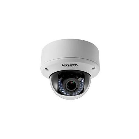 Hikvision - DS-2CE56D1T-(A)VPIR3Z - Câmera Dome 2MP Turbo HD 3.0 TVI Lente Motorizada 2.8~12mm
