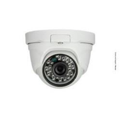 TECVOZ - QDM-1028 - Câmera Dome IR 25m - Flex HD 5 em 1