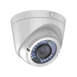 Hikvision - DS-2CE56D5T-IR3Z - Câmera Dome 2MP WDR Lente Motorizada 2.8~12mm IP66 IR 40m