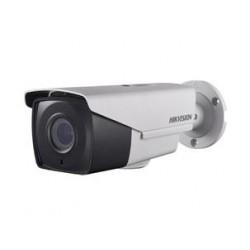 Hikvision - DS-2CE16D7T-(A)IT3Z - Câmera Bullet 2MP Lente Motorizada 2.8~12mm EXIR IP66 IR 40m