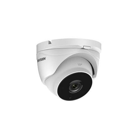 Hikvision - DS-2CE56H1T-IT3Z - Câmera Dome 5MP Lente Motorizada 2.8 12mm EXIR IR 40m