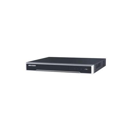 Hikvision - DS-7608/7616NI-K2/8P(16P) - NVR 8 ou 16 canais com portas POE