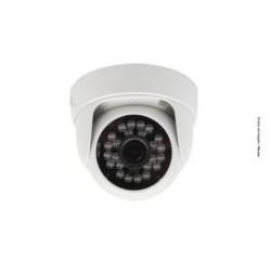TECVOZ - QDM-128Px - Câmera Dome IR 25m - Flex HD-x
