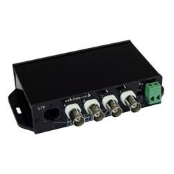 Clano - CVA-104 - Conversor de Vídeo Ativo 4 canais