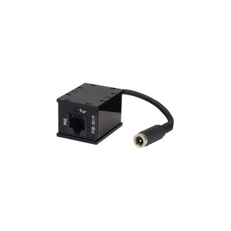 Clano - POE-101 - Injetor Power Over Ethernet 1 canal