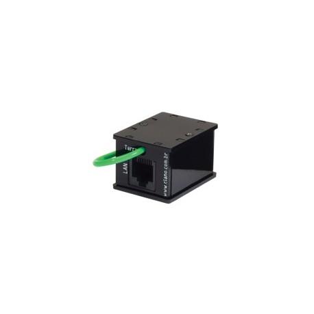 Clano - PEE-101 - Protetor de Equipamentos Ethernet