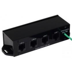 Clano - PEE-104 - Protetor de Equipamentos Ethernet