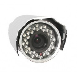 Topway - Defender 70C HD - Câmera 720P IR 35 Mts 48 Led´s IP66