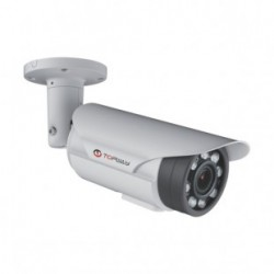 Topway - Advance IR VF - Câmera 720P IR 40 MTS Lente varifocal 2.8~12mm