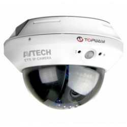 AVTech - AVM428 (2.0MP) - Câmera IP 2MP POE ONVIF IR 10MTs Push Vídeo