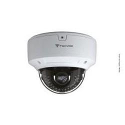 TECVOZ - TW-IDM400v - Câmera IP Dome Varifocal IR 30m