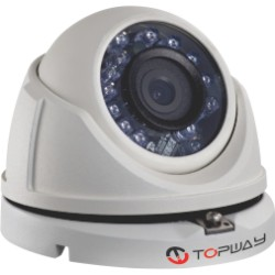 Topway - Defender-CDMO(E)-1080IR2 - Câmera Dome 1080P 24 Led´s IR 20 Mts IP66