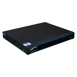 Luxvision - LVNVR5208 - NVR ECD 8 canais (2HDs) 4K