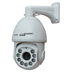 Luxvision - LVCSDAHD - Câmera Speed Dome AHD 1MP