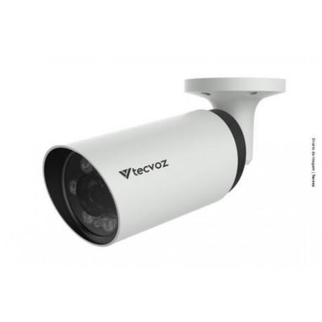 TECVOZ - TV-ICB212vp - Câmera IP Bullet Varifocal IR 30m