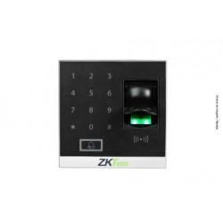TECVOZ - X8 - Leitor Biométrico e Senha