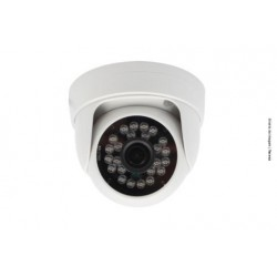 TECVOZ - QDM-128P - Câmera Dome IR 25m