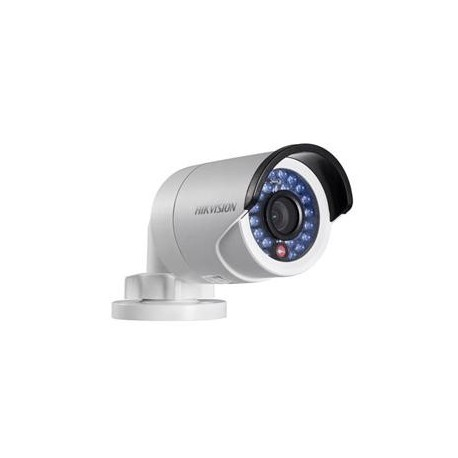 Hikvision - DS-2CD2010-I - Câmera IP 1.3 MP Bullet IP67 POE IR 30 MTS